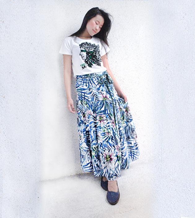 亞馬遜長裙 3