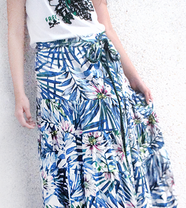 亞馬遜長裙 1