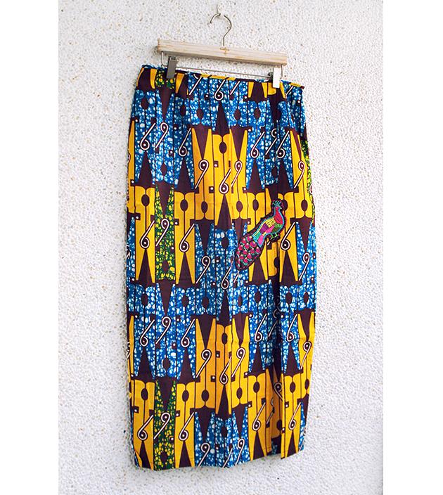非洲開叉長裙 5