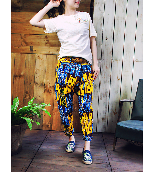 非洲褲 1