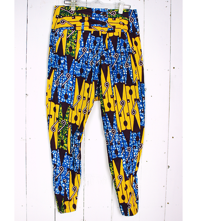 非洲褲 2