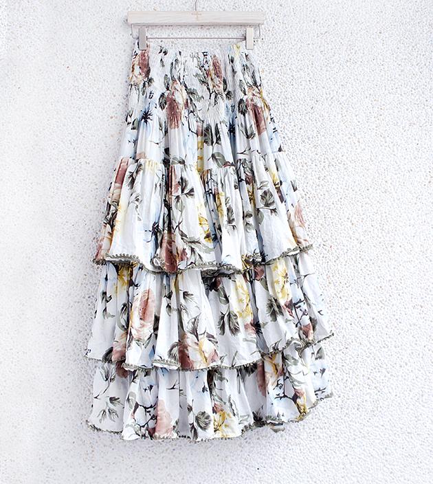 黃金海岸層次裙 1