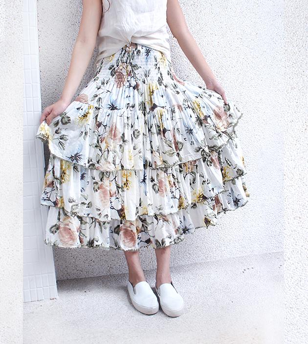 黃金海岸層次裙 4