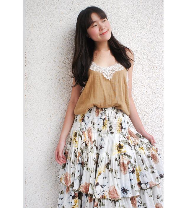 黃金海岸層次裙 3