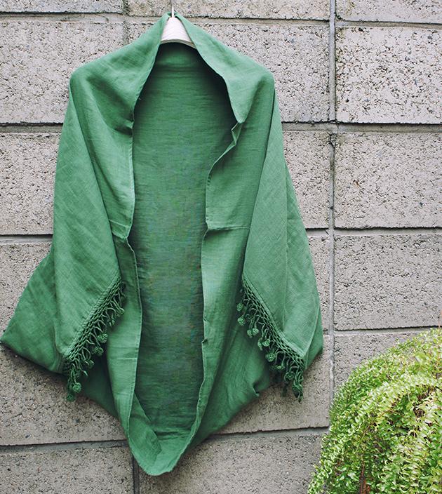 手織小外套 2