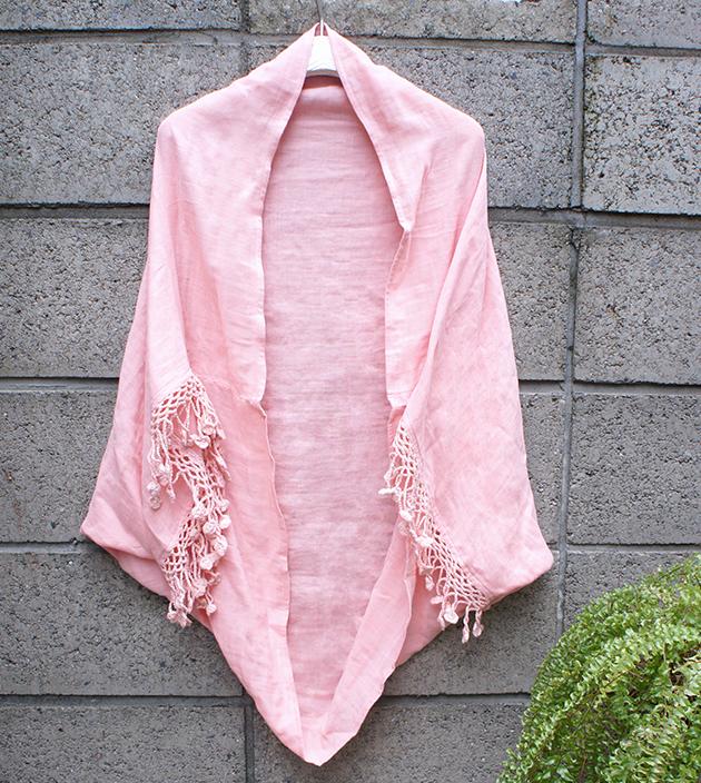 手織小外套 4