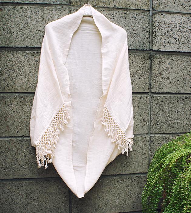 手織小外套 3