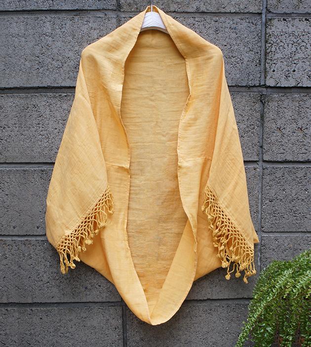 手織小外套 1