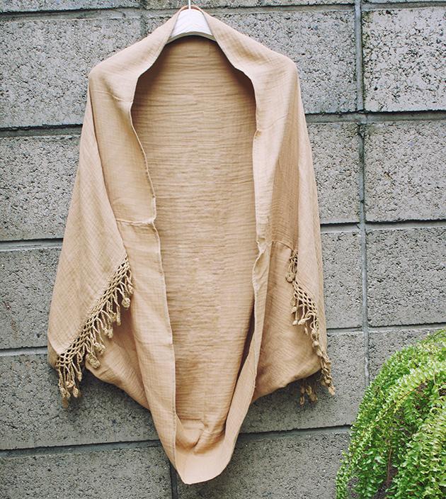 手織小外套 5